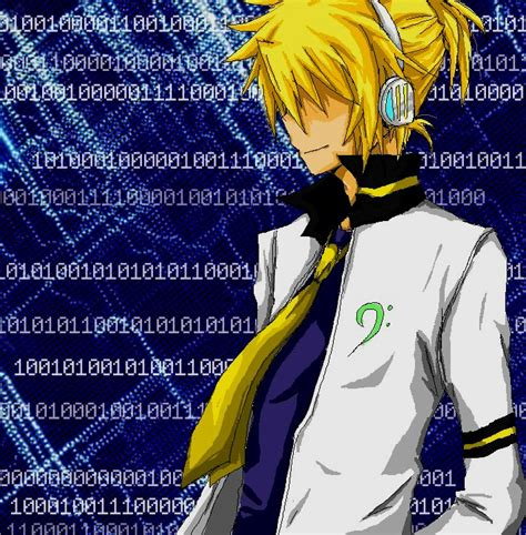 Coole Len by Vocaloid Kagamine Len By Cool Scythe On Deviantart
