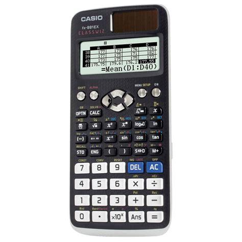 Casio Fx 991ex Tehnical Scientific Calculator casio fx 991ex s uh advanced scientific calculator rapid
