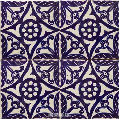 Moroccan Blue Kitchen backsplash Tile