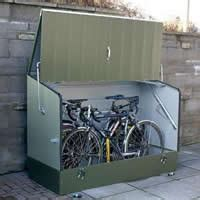 Plastic Bike Sheds by Plastic Bike Shed Safeguard Your Bikes Carehomedecor