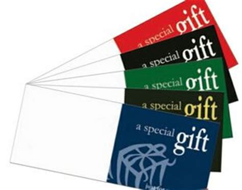 gift card presenters pr01 ideastage promotional products - Gift Card Presenters