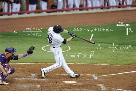 physics of a baseball swing brian raue baseball