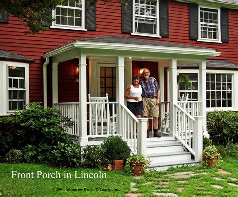 house porch front porches a pictorial essay suburban boston decks
