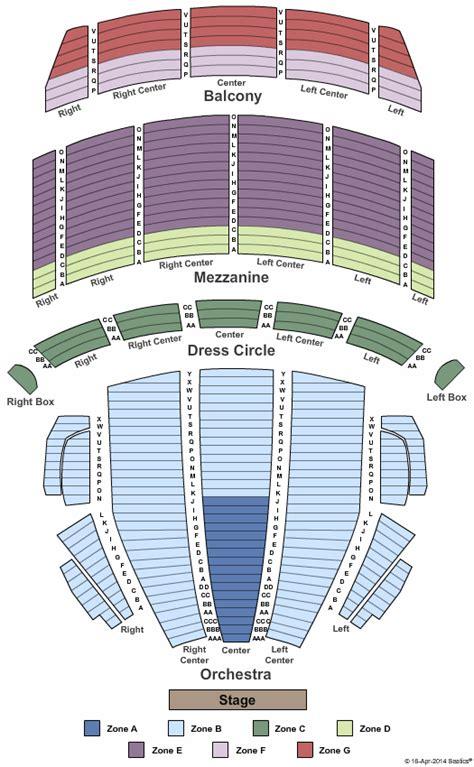 orlando performing arts center schedule