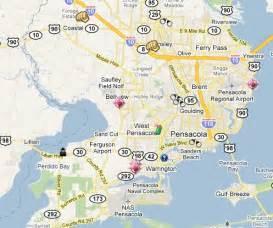 pensacola florida crime map spotcrime the s
