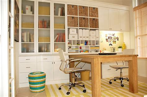 Home Office Design Storage Organizing Your Home Office