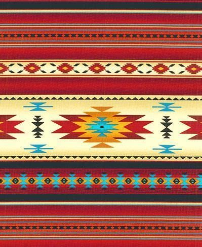 almohadas mexicanas native american indian blanket fabric ethnic tribal