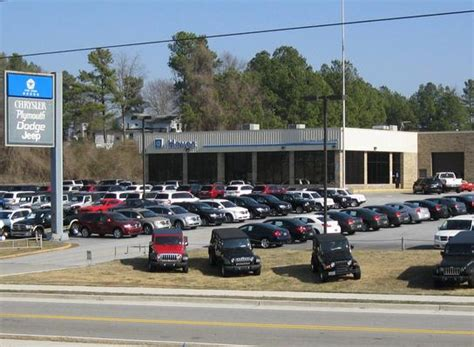Jeep Dealers In Ga Chrysler Dodge Jeep Of Gainesville Gainesville Ga