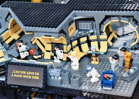 Star Wars Chess Sets by 5 Highlights From Legoland California S Lego Star Wars