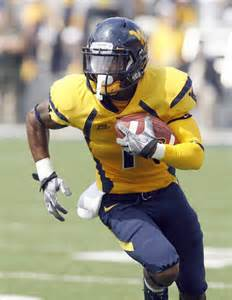 Tavon West Virginia Cave Nfl 2013 Gm Mock Draft Cave Magazine