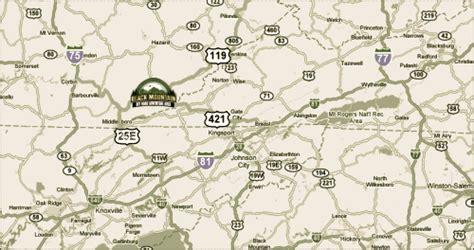 kentucky map harlan county harlan county kentucky official web site black