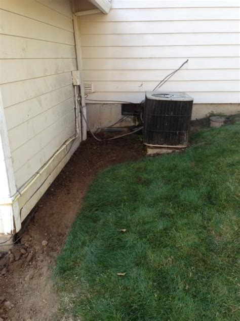 terrafirma basement waterproofing photo album exterior