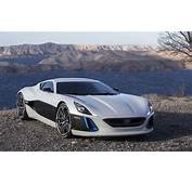 Rimac Concept One Car Wallpapers  HD