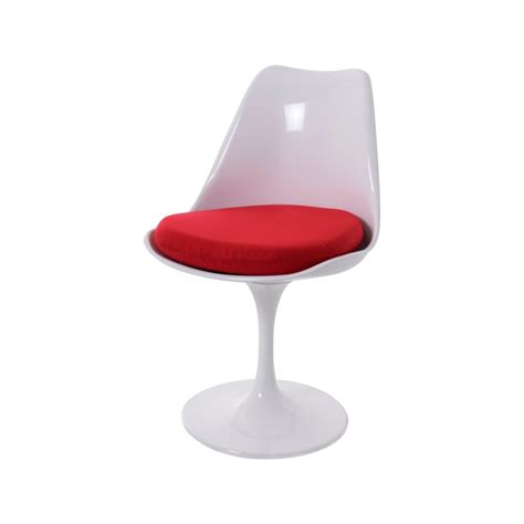 Saarinen Stuhl by Eero Saarinen Tulip Chair Design Decoration