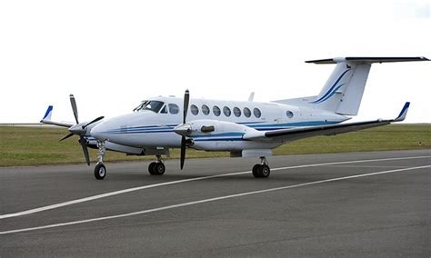 beechcraft king air 350 turboprop