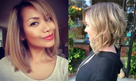 20 amazing lob hairstyles that will look great on everyone lob hairstyles for thick hair 2017 hairstyles