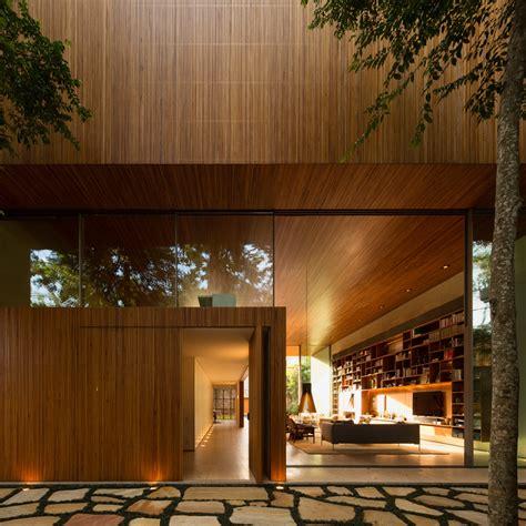 brazilian home design trends tetris house in s 227 o paulo by studio mk27