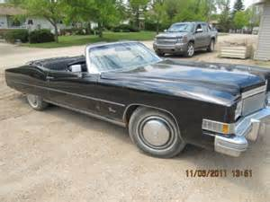 1974 Cadillac Eldorado Convertible For Sale 1974 Cadillac Eldorado Convertible For Sale Vehicles From