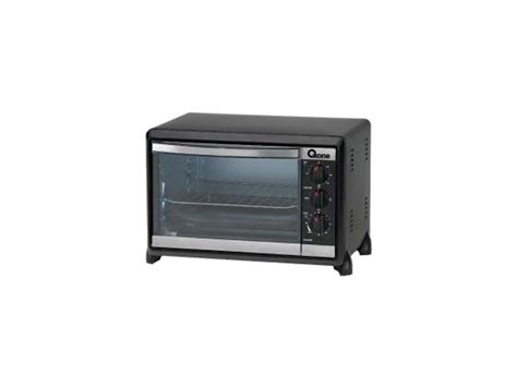 Oxone Ox 858br electronic city oxone oven 2 in 1 black ox 858br black
