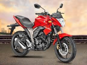 Suzuki Bike With Price Suzuki Gixxer Bike Price In India Mileage Specifications