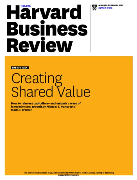 Harvard Mba Review by Harvard Business Review Genychina
