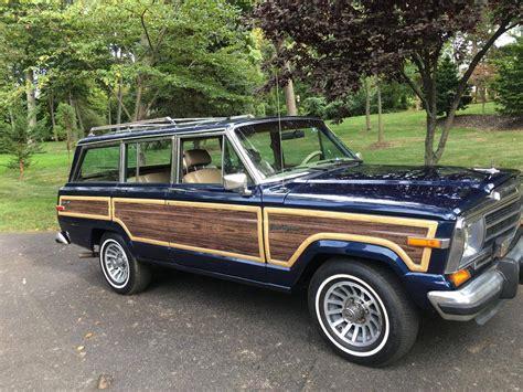1991 jeep grand wagoneer for sale 1991 jeep grand wagoneer for sale 2014938 hemmings