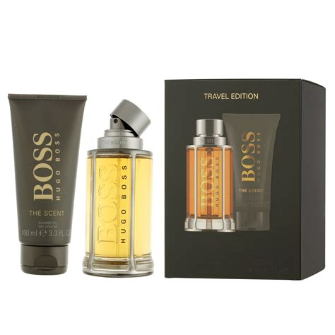 Parfum Hugo The Scent For Edt 100ml 100 Original Box hugo the scent edt 100 ml sg 100 ml