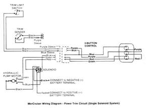 i found every mercruiser trim wiring diagram except the one i need page 1 iboats