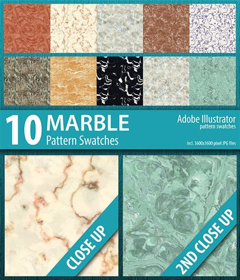 illustrator pattern marble 10 marble pattern swatches vector graphicriver