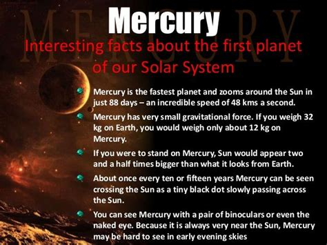 Most Current Mercury Detox Information by 25 Best Ideas About Mercury Planet Facts On