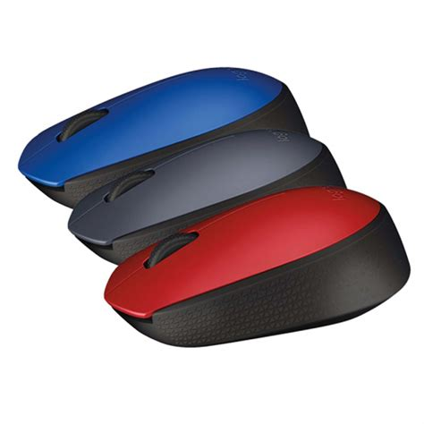 Mouse Logitech Nirkabel harga jual logitech m171 wireless mouse koneksi kuat nirkabel yang konsisten