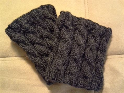 knit free 27 free patterns for knit boot cuffs guide patterns