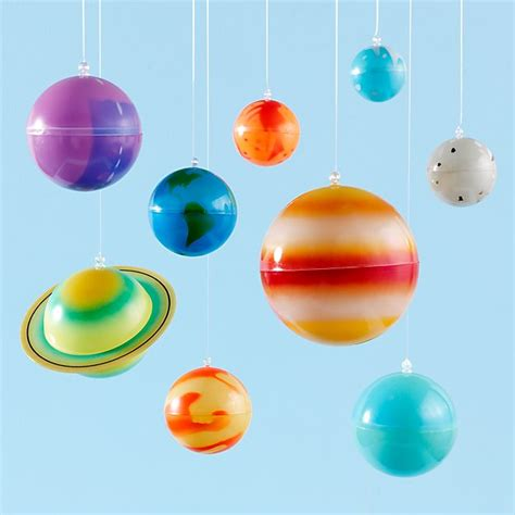 hanging solar system for room glow in the hanging solar system reviews crate and barrel