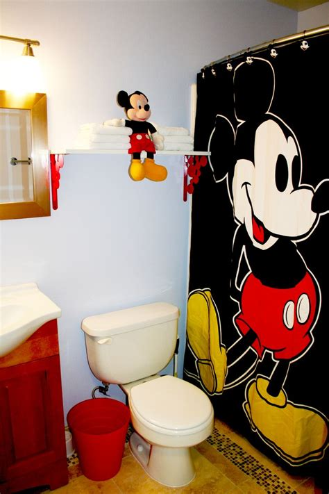 mickey minnie mouse bathroom decor mickey mouse bathroom sets peenmedia com