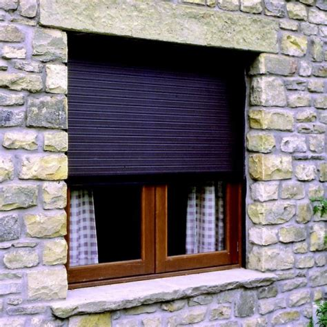 seceuroshield  electric sws aluminium security shutters