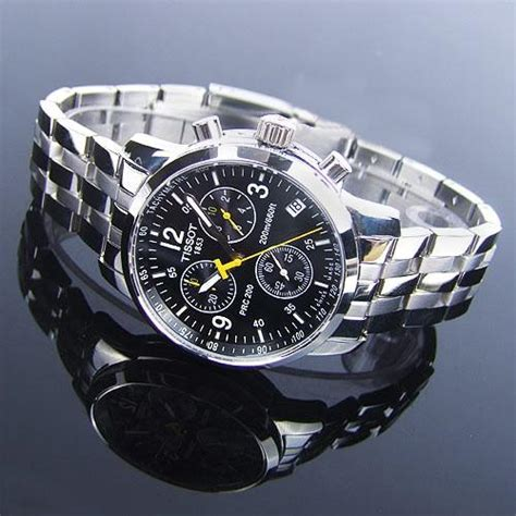 s watches tissot s t17158652 prc 200 chronograph in stock locally no wait
