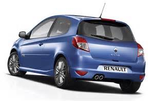 Renault Images Ausmotive 187 Renault Clio Iii Enters Phase 2