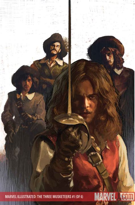 Marvel Illustrated The Three Musketeers 6 Book Series Ebooke Book the outer realm