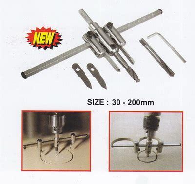 Bor Serba Guna By Sevilla Teknik 15 20a adjustable circle cutter wp 8347 200