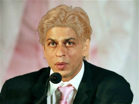 sharuk khan images blonde on black hair what if bollywood actors were blonde pinkvilla