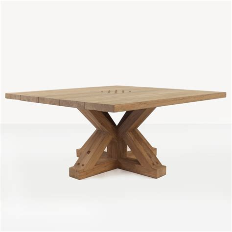 outdoor square dining table alex reclaimed teak square outdoor dining table teak warehouse