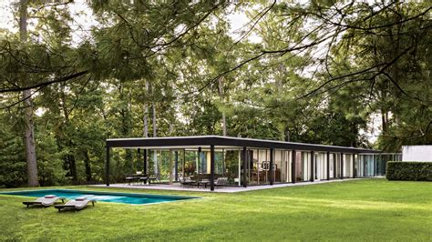 glass house design  architectural digest