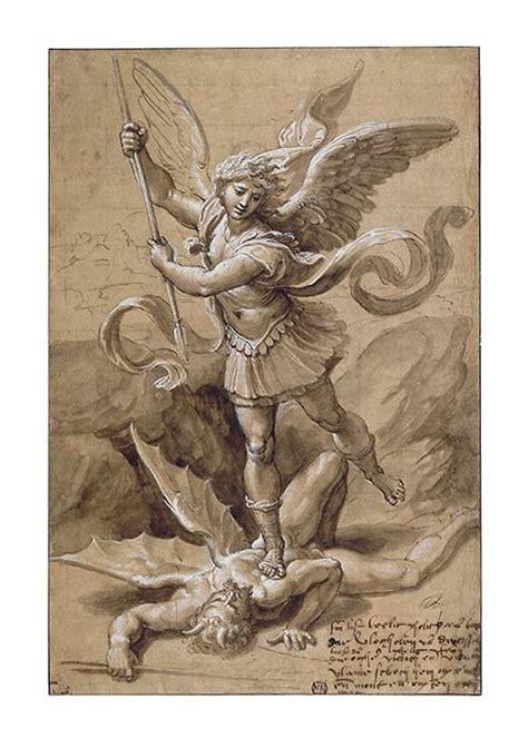 tattoo pen michaels follower of raphael 1482 1520 giovan francesco penni