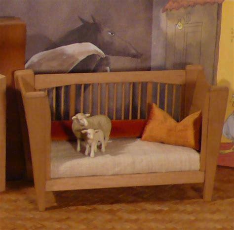 culle artigianali un lettino per infanzia realizzato interamente in