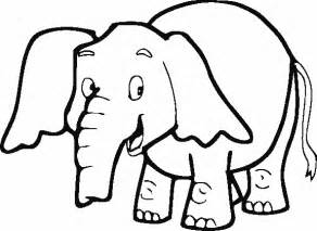 elephant coloring elephant coloring page you can print and color clipart