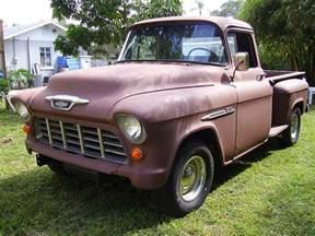 Craigslist Chevrolet Trucks 1955 Chevy Truck Fs 1955 Chevy Truck Pict4254 Jpg