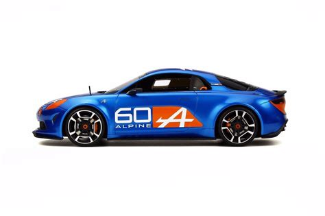 renault alpine celebration 1 18 otto ot696 renault alpine celebration le mans 2016