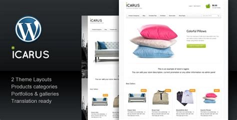 themes in icarus girl 12 interesantes temas para wordpress de comercio electr 243 nico