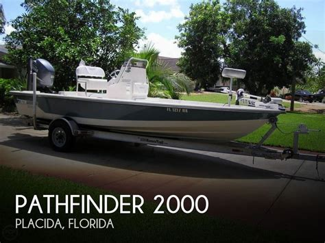 used boats for sale placida florida pathfinder 20 boat for sale in placida fl for 24 000