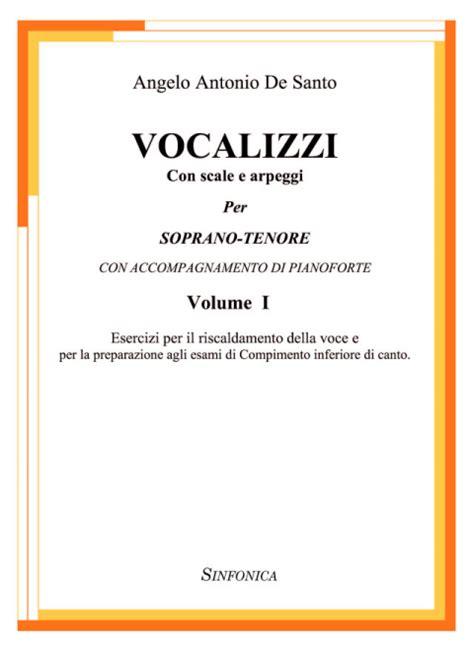 0041810899 solfeggi cantati con accompagnamento di elenco per strumento edizioni musicali sinfonica